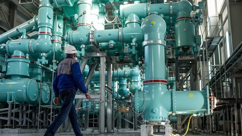 ВКрыму запущены первые блоки Балаклавской иТаврическойТС стурбинами Siemens