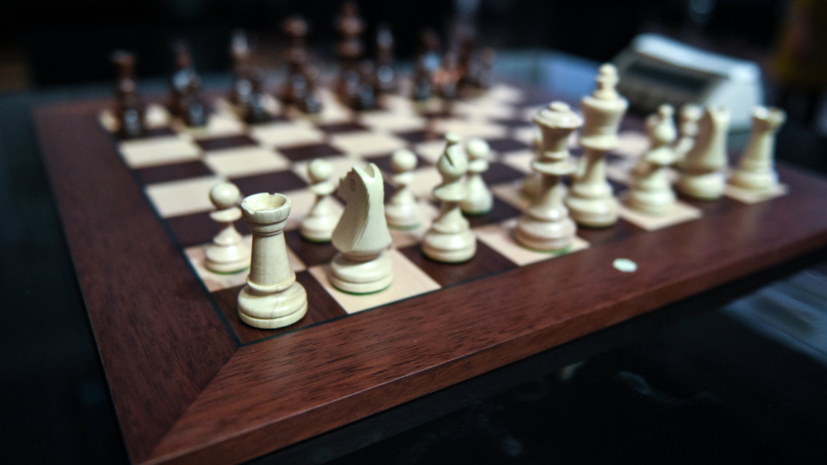 Мужская сборная России второй раз подряд сыграла вничью на шахматной олимпиаде в Грузии