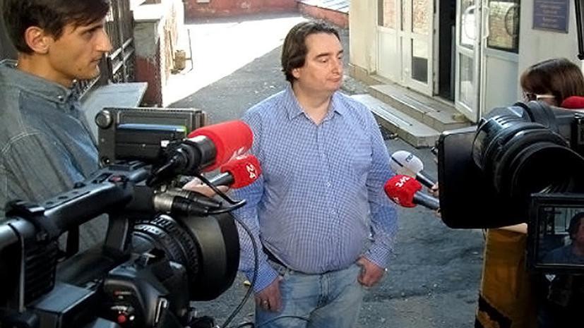 Главред «СТРАНА.ua» заявил, что Австрия предоставила ему убежище