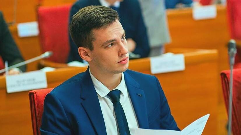 «Хотел бы просто быть полезным людям»: самый молодой региональный депутат РФ о победе на выборах и своей будущей работе
