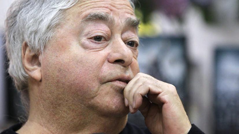 Жванецкий назвал причину смерти Карцева