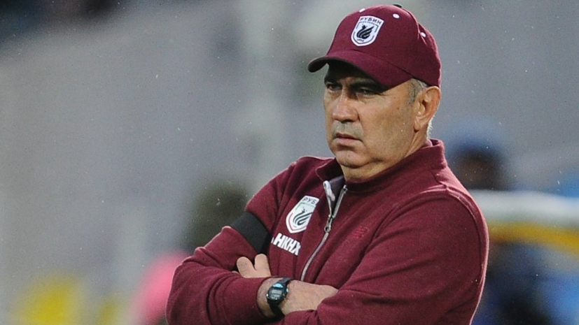 Главный тренер «Рубина» прокомментировал победу над «Крыльями Советов»