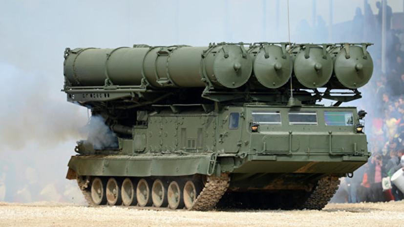 Шойгу доложил Совбезу об осуществлении поставок С-300 в Сирию