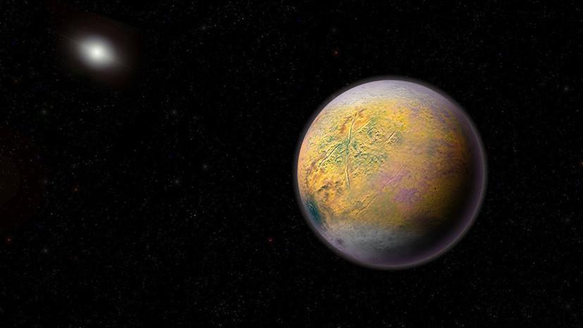 Новую малую планету Солнечной системы назвали Гоблином