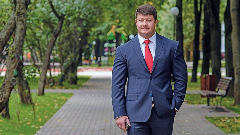Мэр Ярославля ушёл в отставку