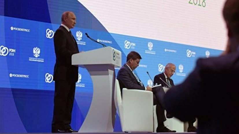 Путин рассказал о пользе для России введения сразу всех возможных санкций
