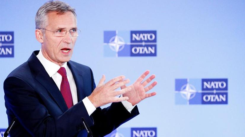 Эксперт прокомментировал слова генсека НАТО о создании структуры наступательных киберсил