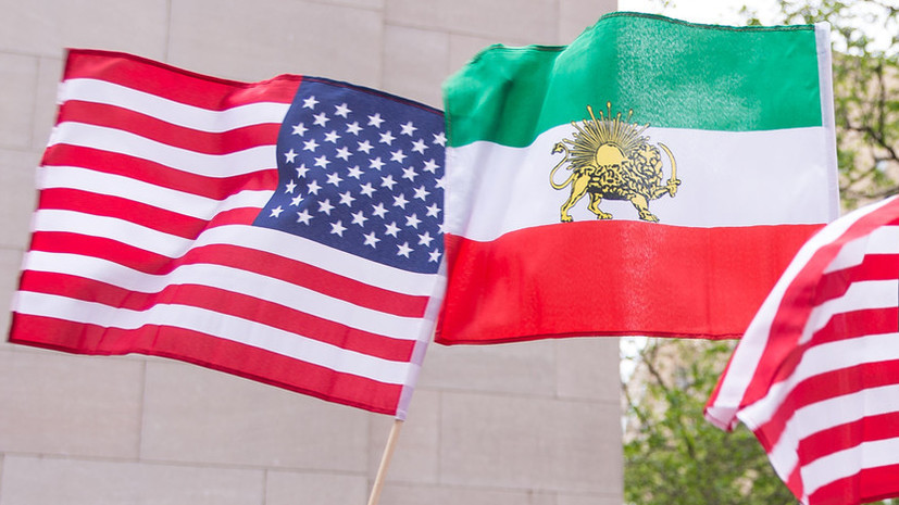 США денонсируют договор о дружбе с Ираном