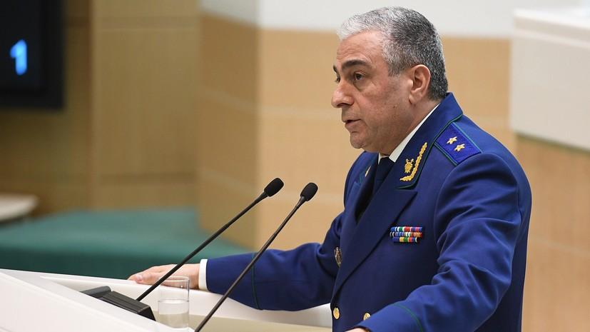 Замгенпрокурора России, предварительно, погиб в авиакатастрофе под Костромой