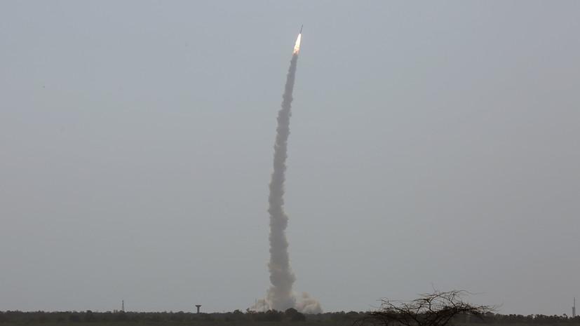 Индия обратилась к России за помощью по космическому запуску