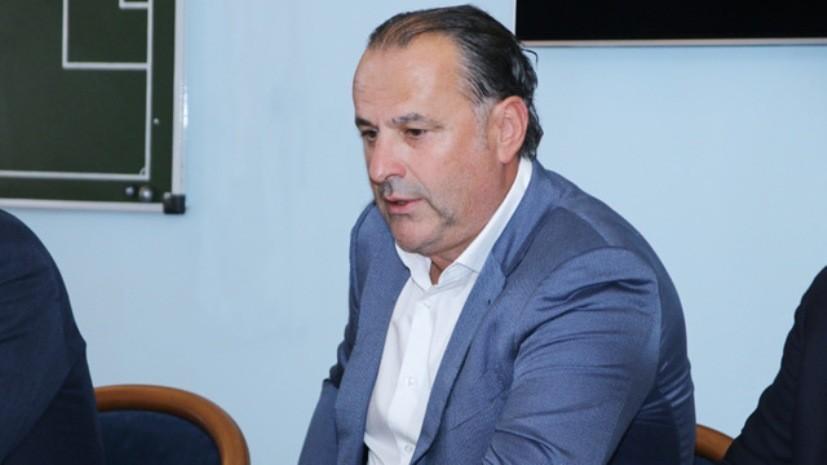 Божович назначен главным тренером «Крыльев Советов»