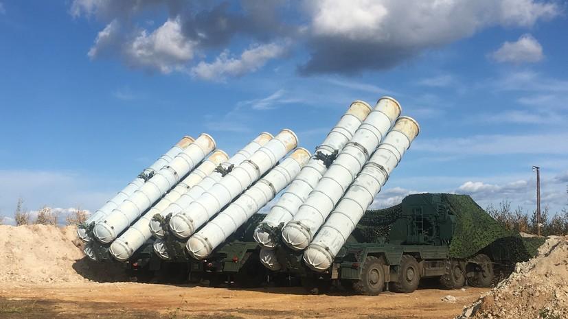 Установки на сотрудничество: Россия поставит Индии ракетные комплексы С-400