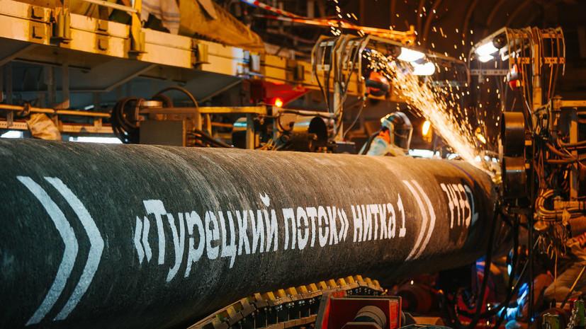В Греции заявили о «фанатично настроенных» против российского газа странах ЕС
