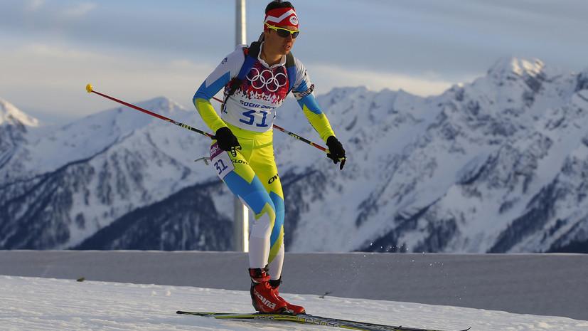 Словенская биатлонистка дисквалифицирована на два года после перепроверки проб с ОИ-2010