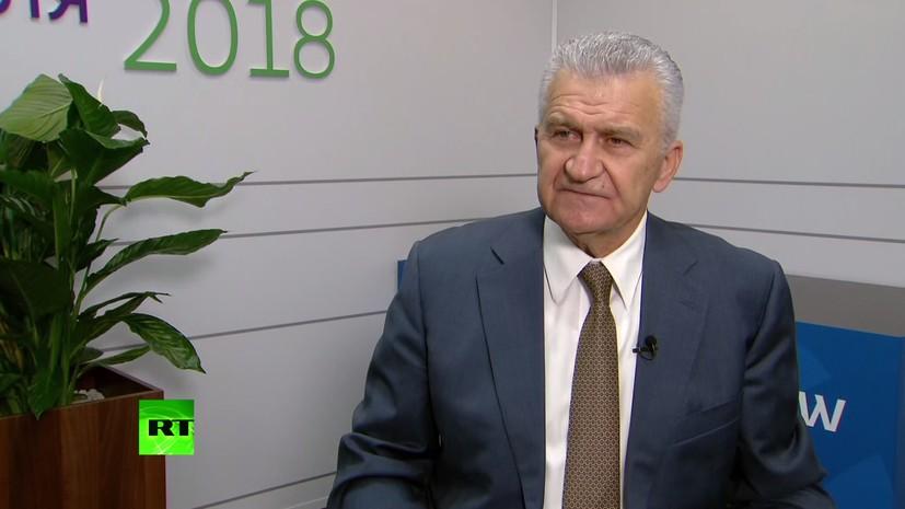 «Ищем пути обхода»: специальный советник премьер-министра Греции Веланис — о санкциях и поставках газа из России