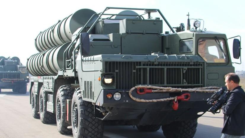 Эксперт оценил контракт с Индией на поставку С-400