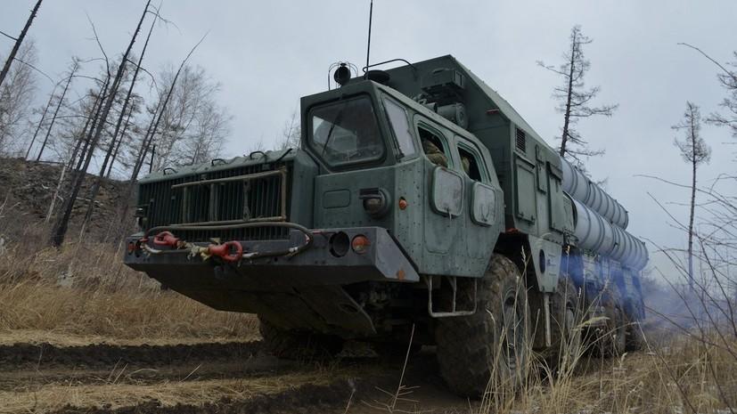 МИД Франции обеспокоен поставками С-300 в Сирию