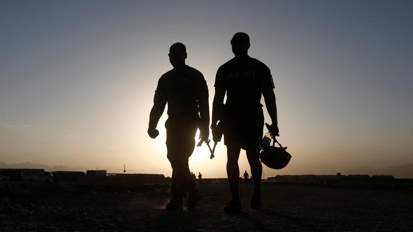 В Афганистане выступили против «приватизации» войны в стране ЧВК Academi