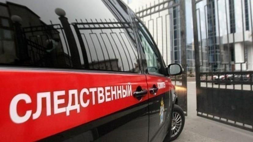 СК проводит проверку после нападения мужчины на фельдшера в Москве