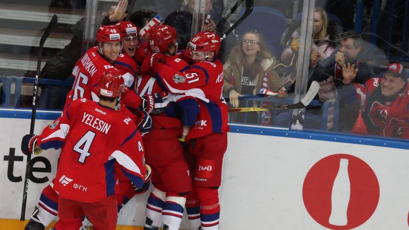 «Ак Барс» потерпел поражение от «Локомотива» в матче КХЛ