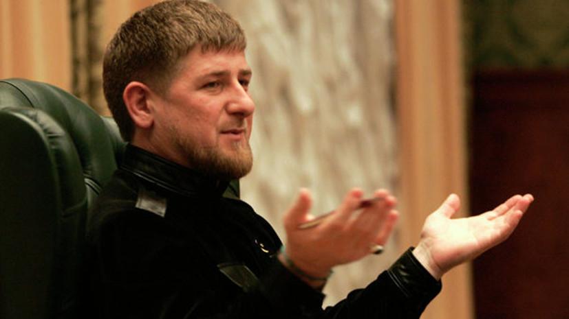 Кадыров прокомментировал победу Нурмагомедова над Макгрегором