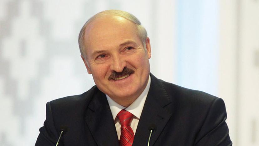 Лукашенко отметил огромный вклад Путина в могущество России
