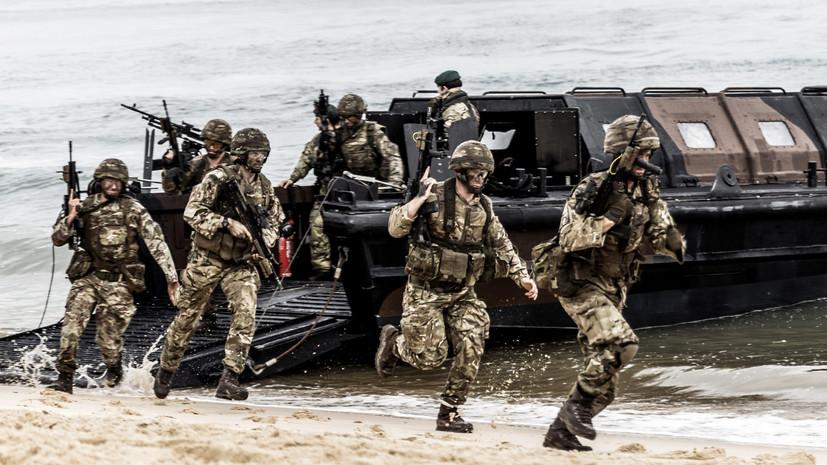 «Отрабатывают задачи наступательного характера»: в Норвегии начались самые масштабные учения НАТО за последние 16 лет