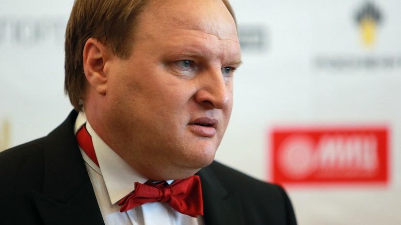 Промоутер Хрюнов считает, что в России нужно запретить UFC в нынешней форме