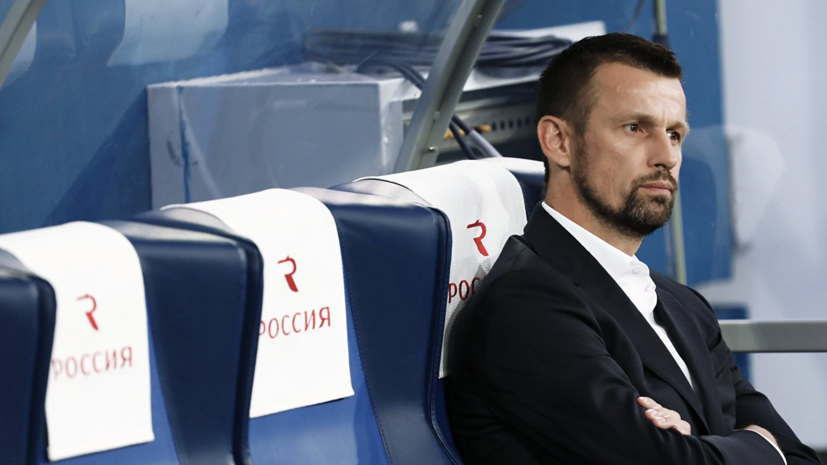 Семак рассказал, что Лунёв и Ерохин получили травмы в матче РПЛ с «Краснодаром»