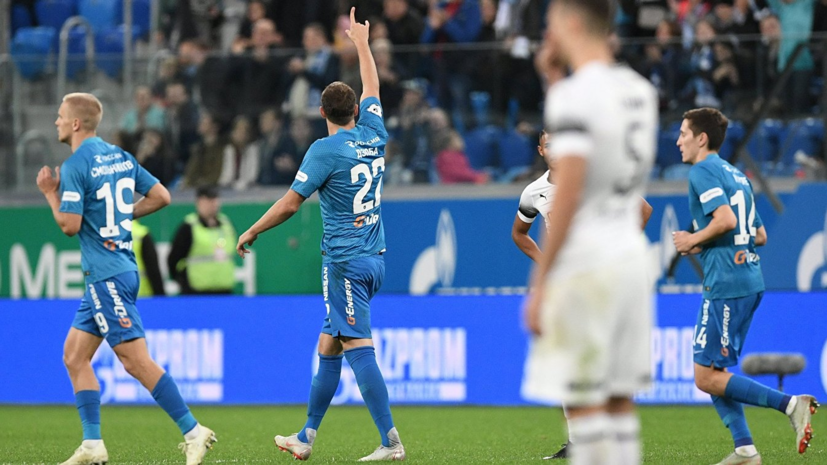 Тренер «Краснодара» назвал причины поражения от «Зенита» в матче десятого тура РПЛ