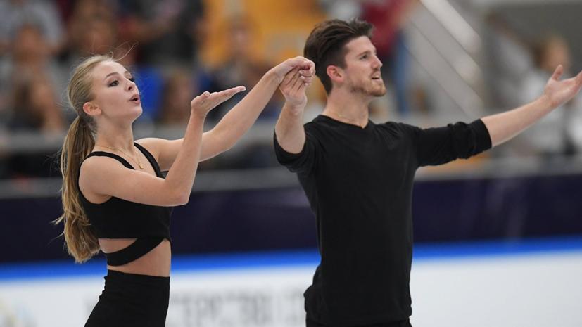 Российские фигуристы Степанова и Букин победили на турнире в Финляндии, установив три мировых рекорда