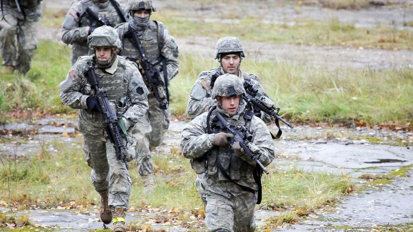 В Польше надеются, что США примут решение по размещению военной базы в стране в 2019 году