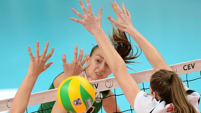 Женская сборная России победила Болгарию на чемпионате мира по волейболу в Японии
