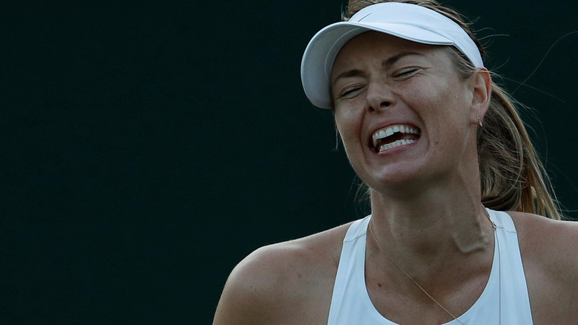 Шарапова опустилась на 26-е место в мировом рейтинге теннисисток WTA