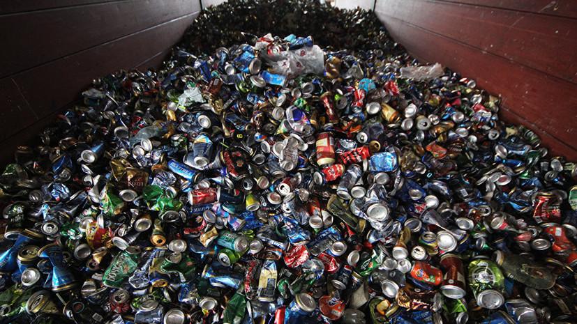 В Минстрое прокомментировали ситуацию с перевозками мусора в России