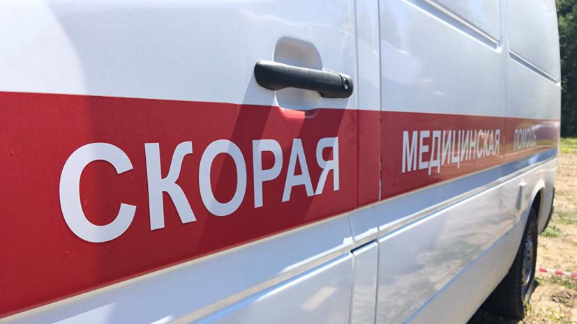 В Челябинске после столкновения загорелись маршрутка и иномарка
