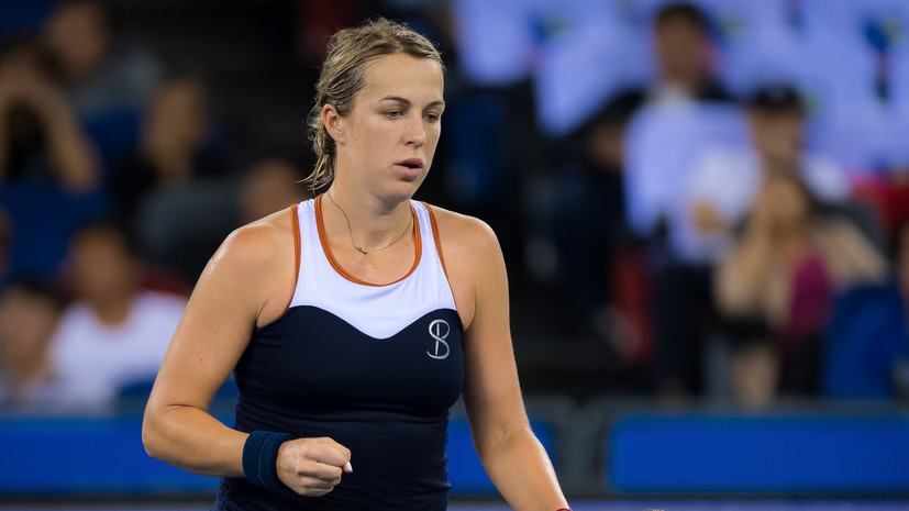 Павлюченкова вышла во второй круг теннисного турнира в Линце