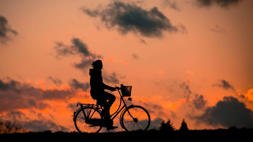 В Москве установлен рекорд по числу арендованных городских велосипедов