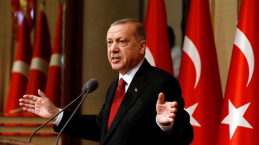 Турция не будет обращаться за кредитом МВФ