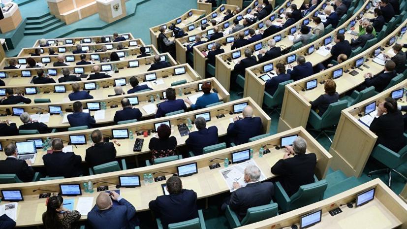 В Совфеде ответили на заявления Порошенко о планах России «вмешаться в выборы»