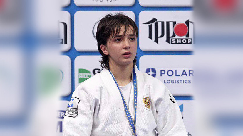 Российская дзюдоистка Хубулова завоевала золото юношеской Олимпиады в Буэнос-Айресе
