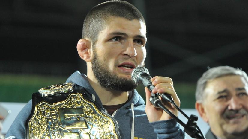 Глава UFC заявил, что Нурмагомедов точно сохранит чемпионский пояс
