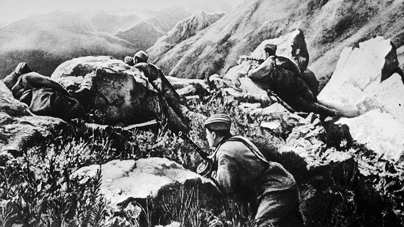 «Рушились амбициозные планы гитлеровцев»: какую роль в разгроме нацистов сыграла Битва за Кавказ