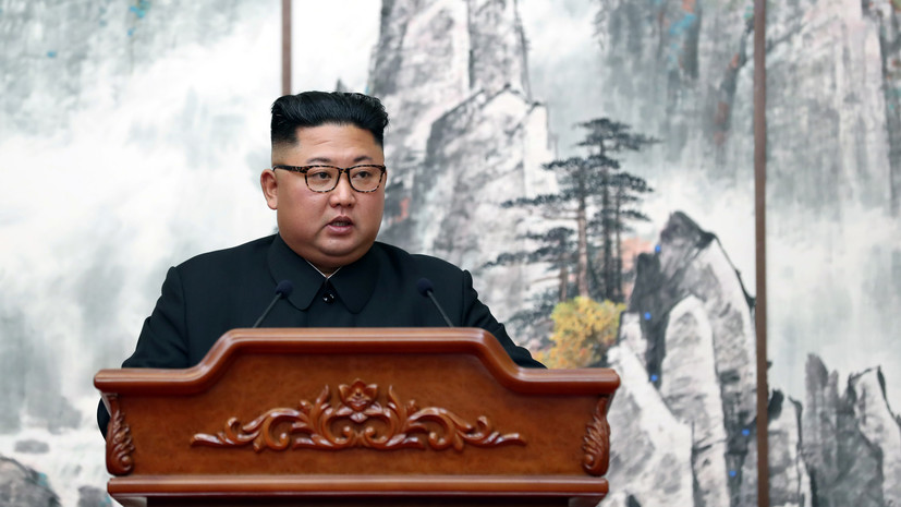 Ким Чен Ын пригласил Папу Римского посетить КНДР