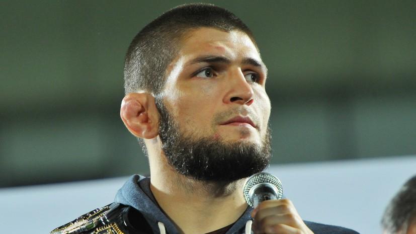 Нурмагомедов поднялся на второе место в общем рейтинге бойцов UFC