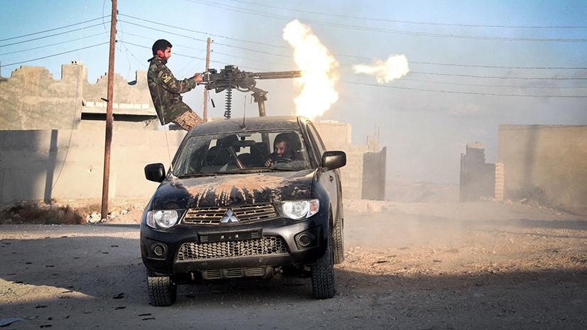 «Государство превратилось в рассадник терроризма»: как Запад пытается урегулировать ливийский кризис