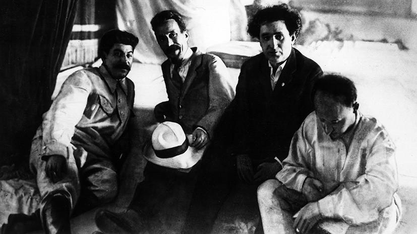 Тест RT: знаете ли вы биографии революционеров?