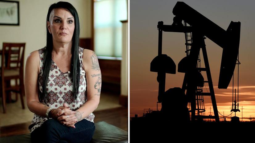 «Секс в нефтяном городе»: на RTД премьера фильма о тёмной стороне жизни американского города нефтяников