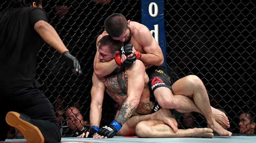 Монсон считает, что глава UFC любит Макгрегора больше, чем Нурмагомедова