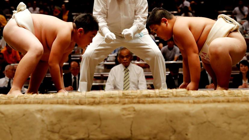 МОК официально признал Международную федерацию сумо